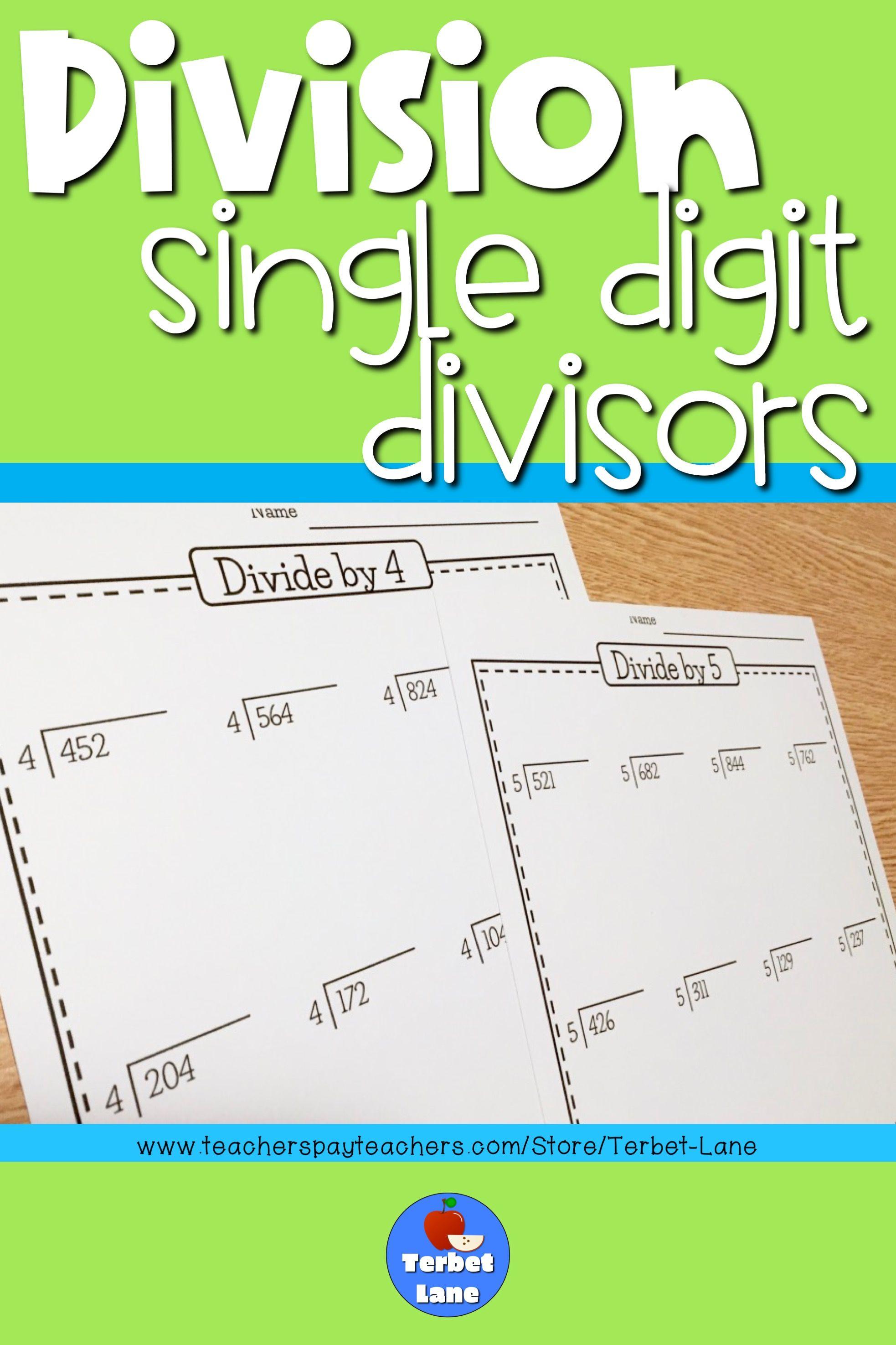 16 Best 3rd Grade Math Division Worksheets Images On Best