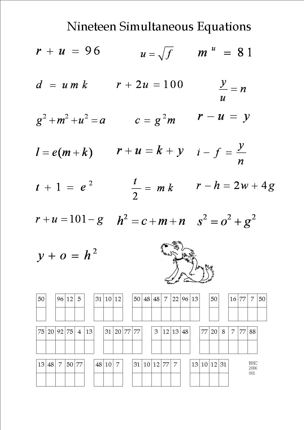 Best Worksheets By Neal