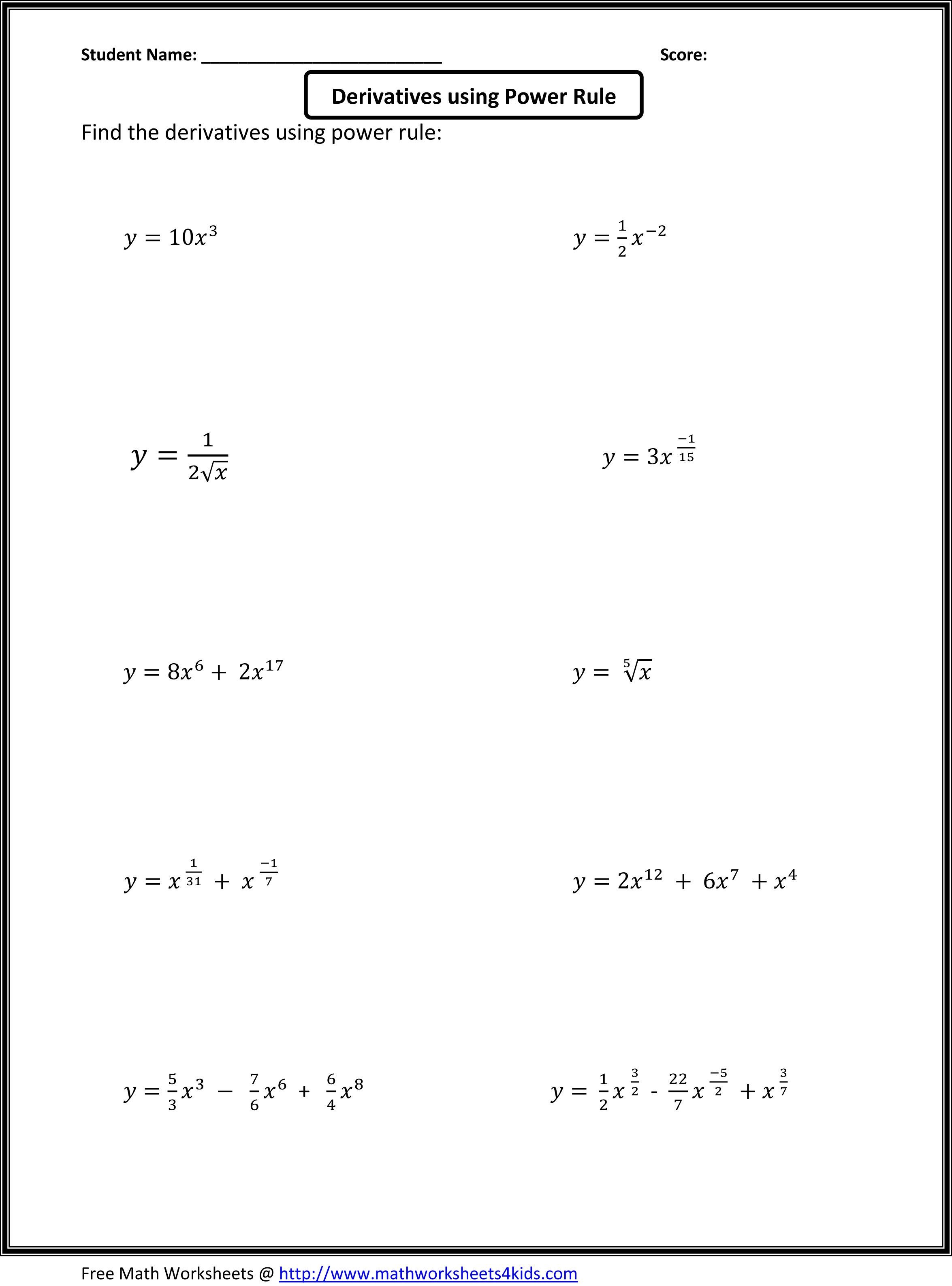 Image Result For Grade 9 Math Worksheets Linear Equations