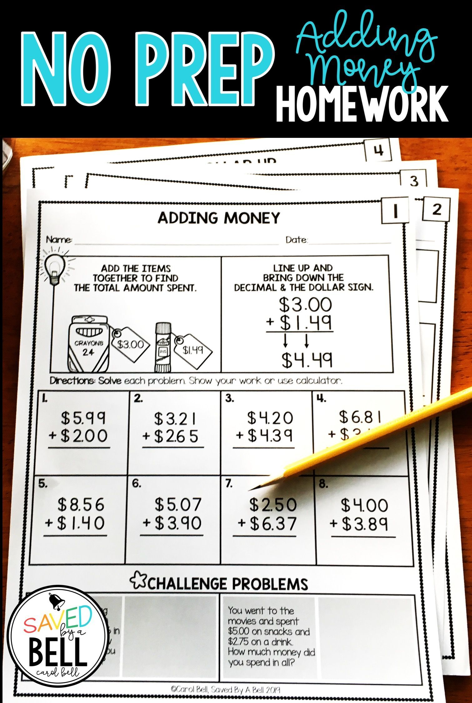 Best Worksheets By Jim
