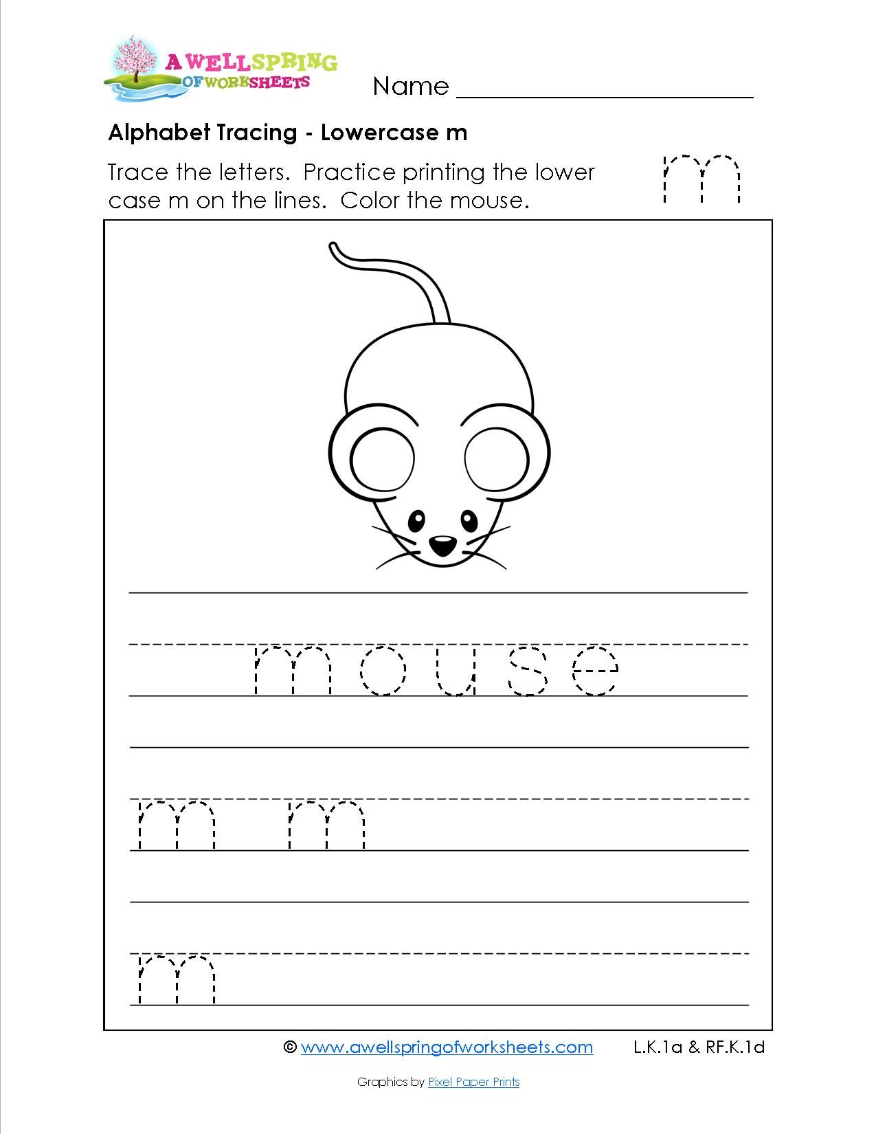 8 Best Art Tracing The Word Worksheets Images On Best
