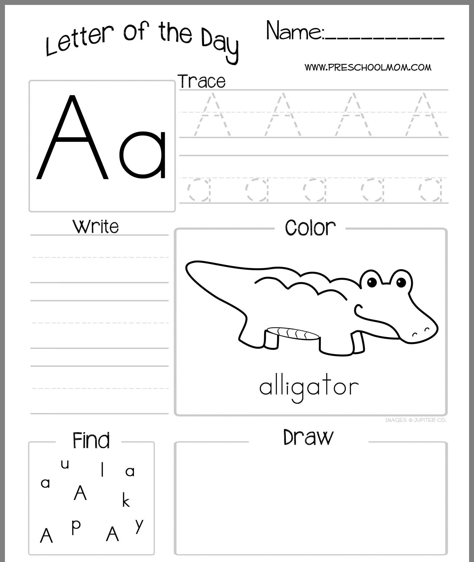 6 Best H J Tracing Letters Printable Worksheets Images On