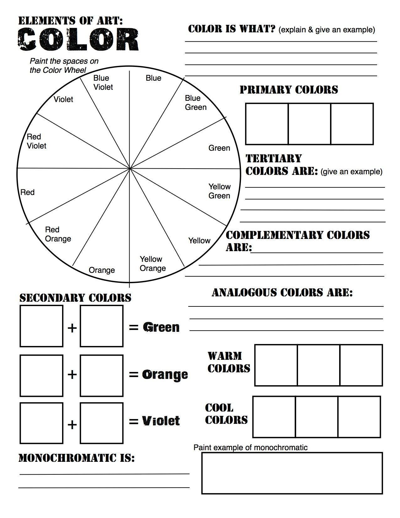 Best Worksheets By Many