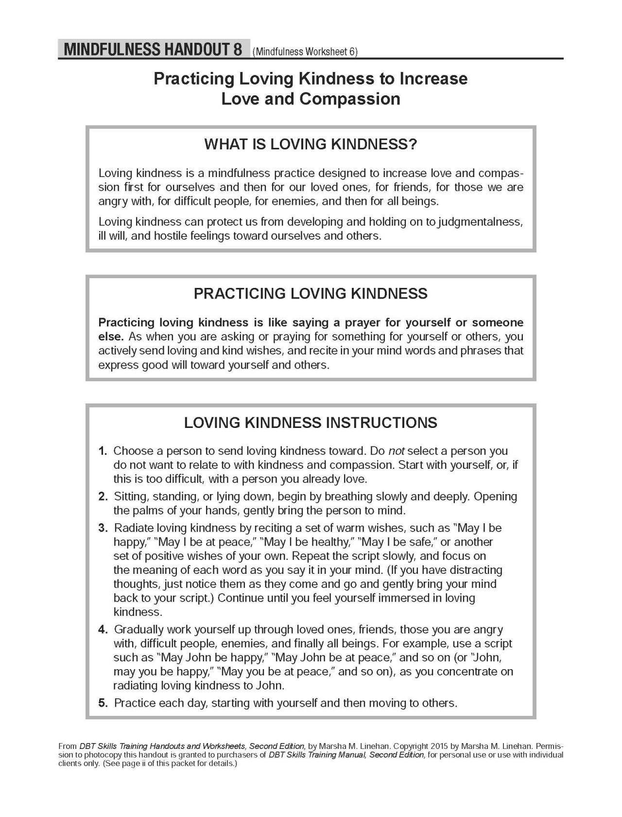 7 Best Emotion Regulation Worksheets Images On Best