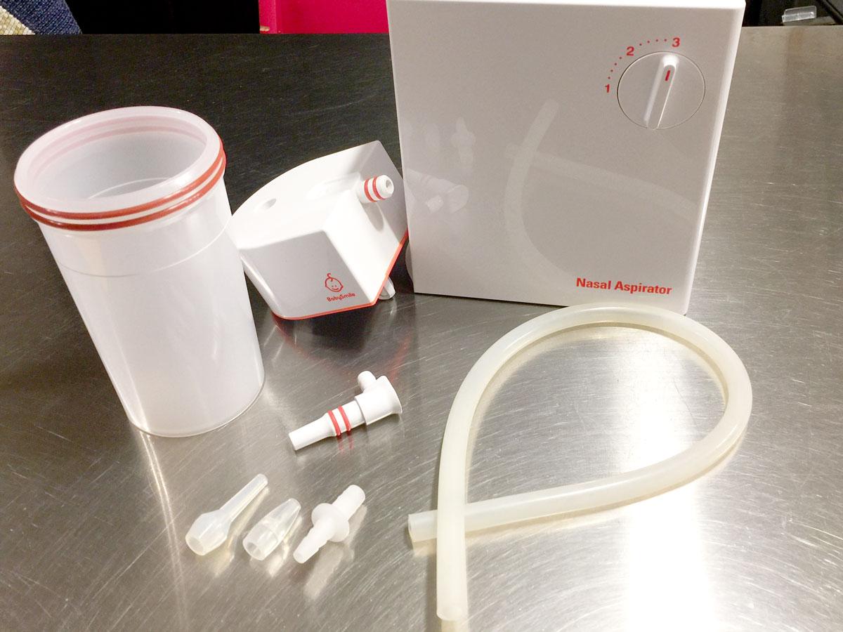 シースター 電動鼻水吸引器 メルシーポット