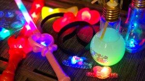 光るおもちゃ wonder mall