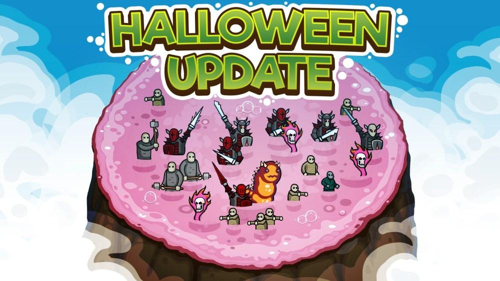 Circle Empires Rivals - Halloween Update | Luminous