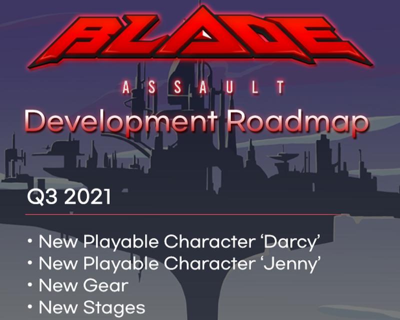 Blade Assault - Q3 2021 Roadmap | Team Suneat, NEOWIZ