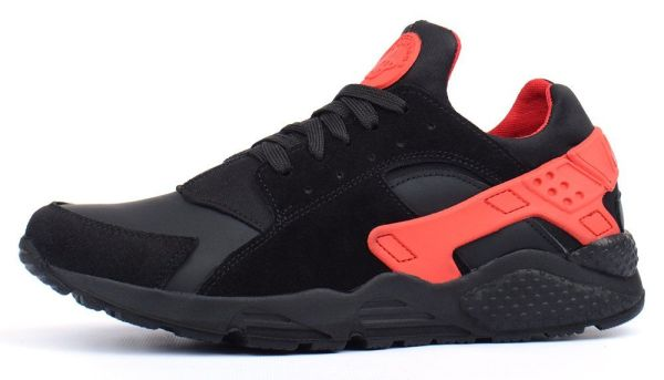 Купити Кросвки чоловч шкрян Nike Huarache black