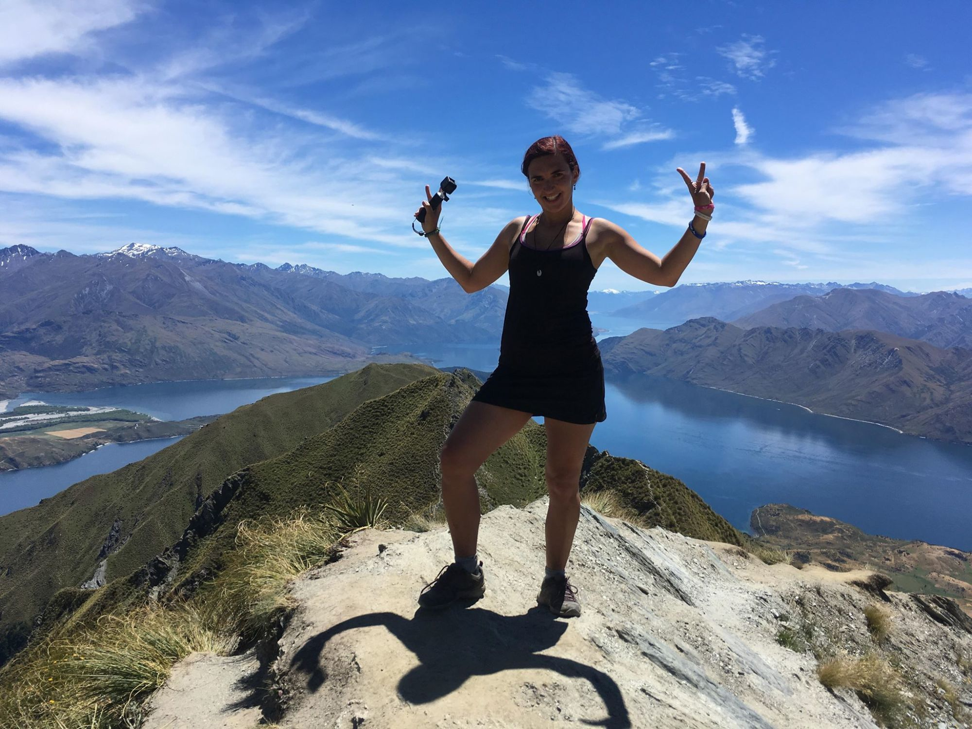 Můj work-life balanc na Zélandu směřoval víc na life, ale už bylo pozdě