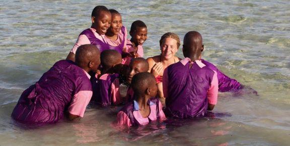 Staň se dobrovolníkem v zahraničí - v Keni s Nicol