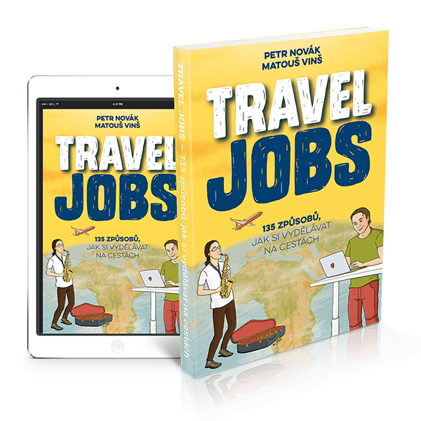 Travel Jobs kniha