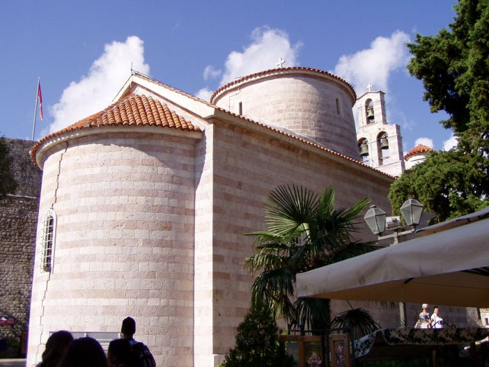 Dovolená v Černé Hoře - město Budva