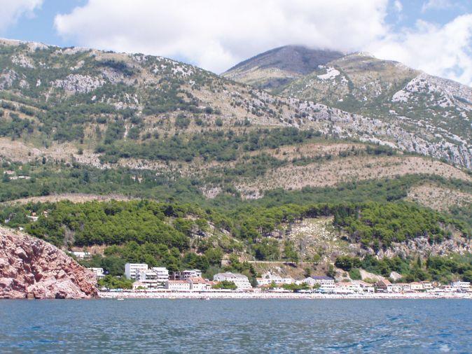 Dovolená v Černé Hoře - Sutomore