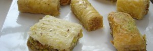 Baklavas : thanks to Kristina !!!