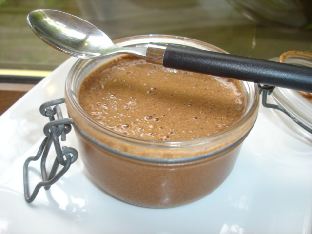 Mousse au Nutella