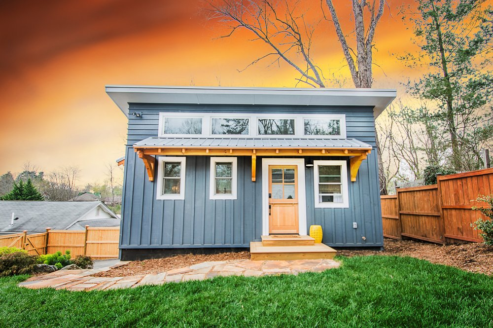 Nanostead Provides Tiny Home Living Near Asheville, NC