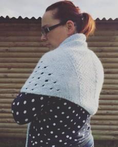 cloudy shawl