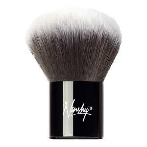 nanshy black kabuki makeup brush
