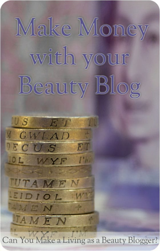 how to start a beauty blog and make money