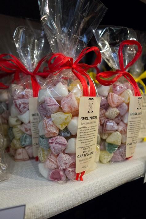 bonbons du confiseur castelanne