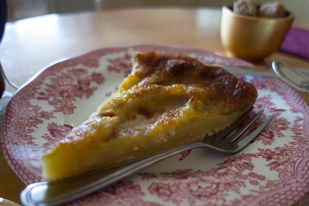 dessert dans un salon de thé en loire atlantique
