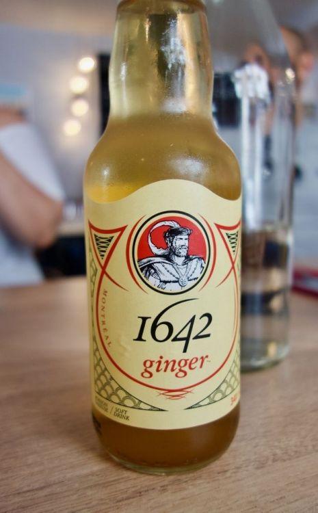 ginger beer 1642