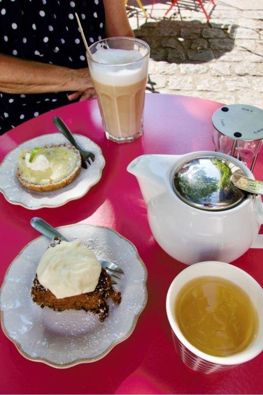 thé, café et pâtisseries chez goût'thé à guérande
