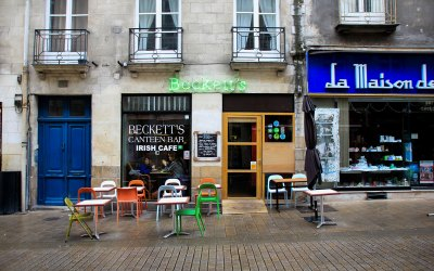 Beckett's Canteen