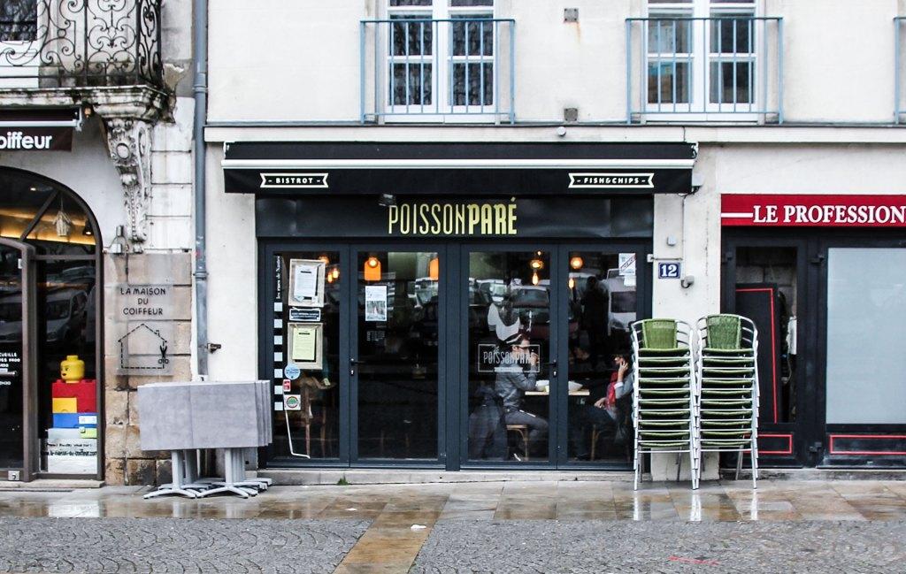 Poisson Pare Nantes