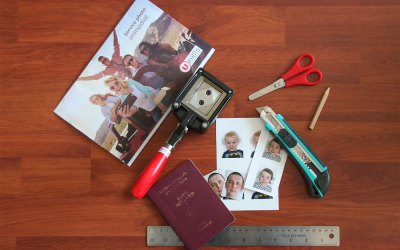 Where can I get Passport / ID photos in Nantes?