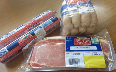 Bringing Home the Bacon in France