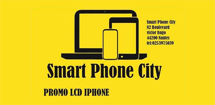 Smart Phone City Nantes