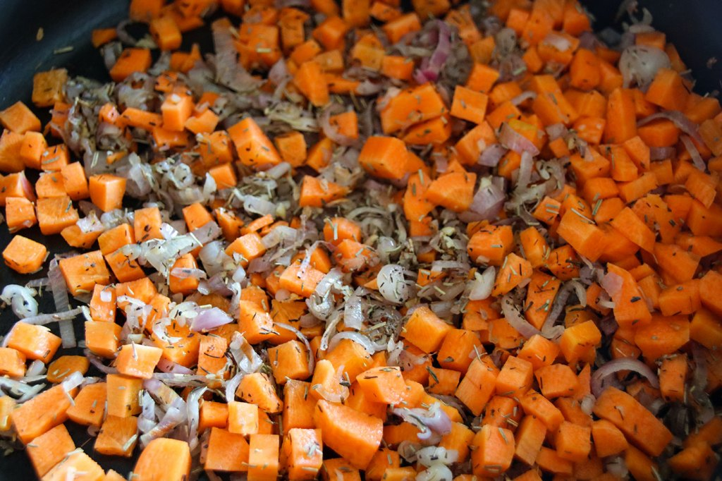Fry Your Carrots