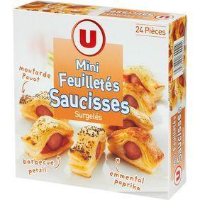 Premade Sausage Rolls
