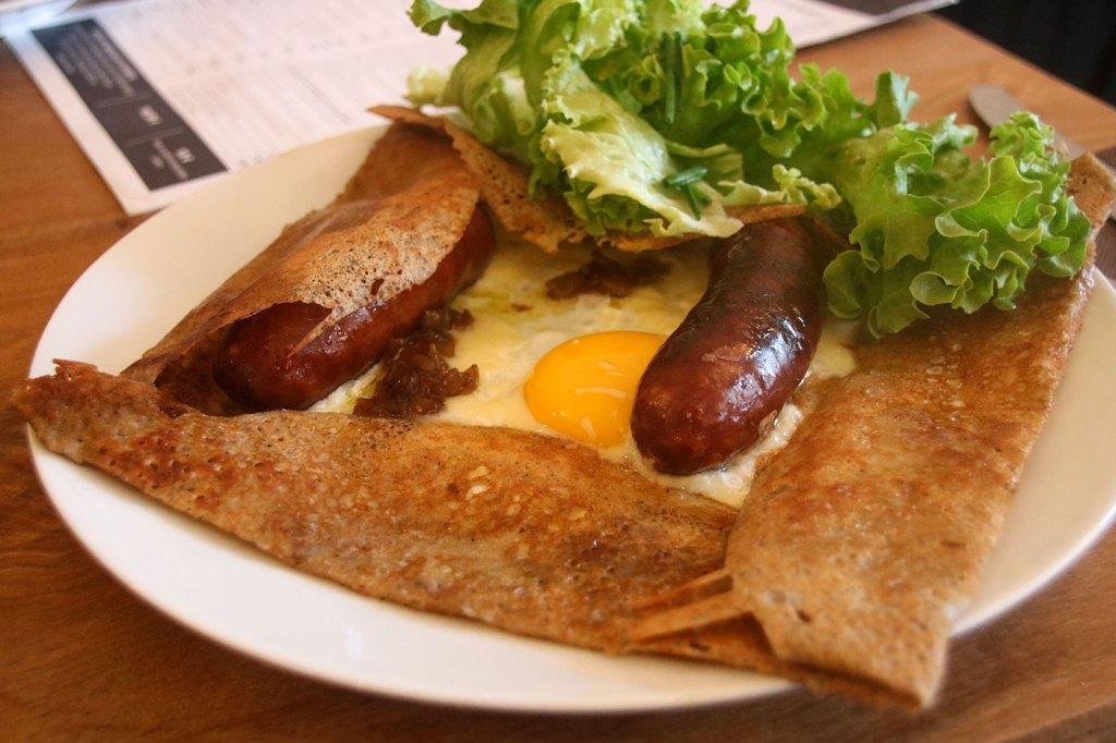 Le Pendruc - smoked sausage