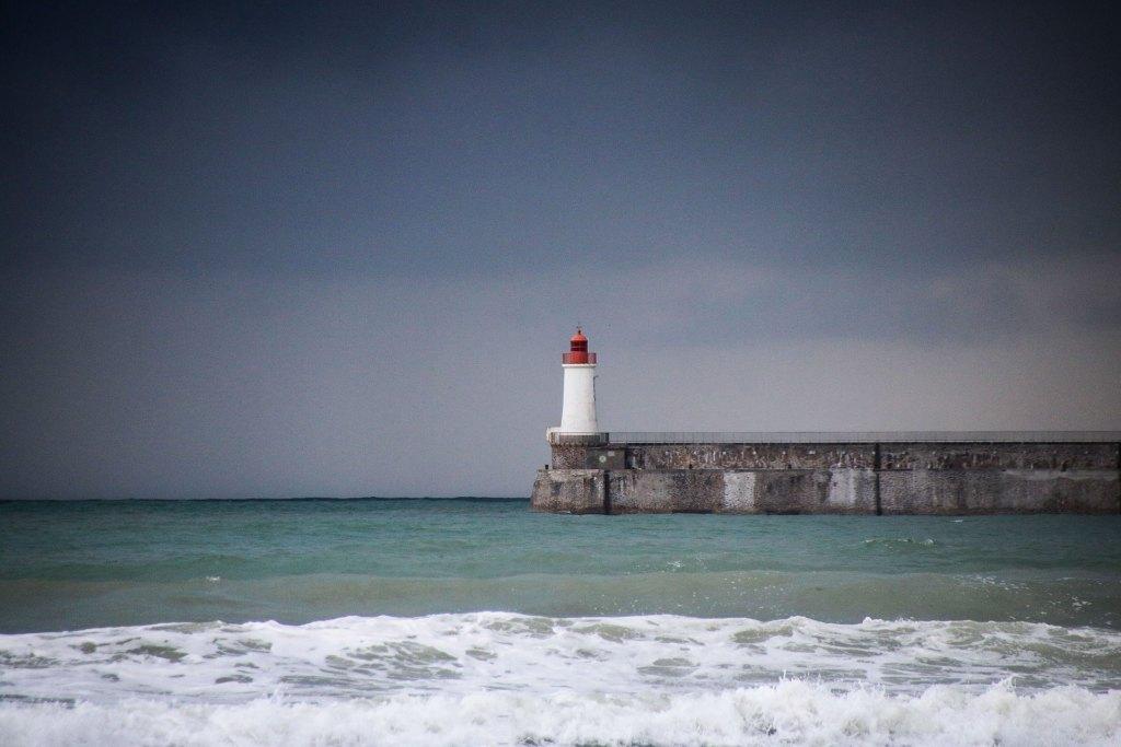 Lighthouse at Les Sables-d'Olonne