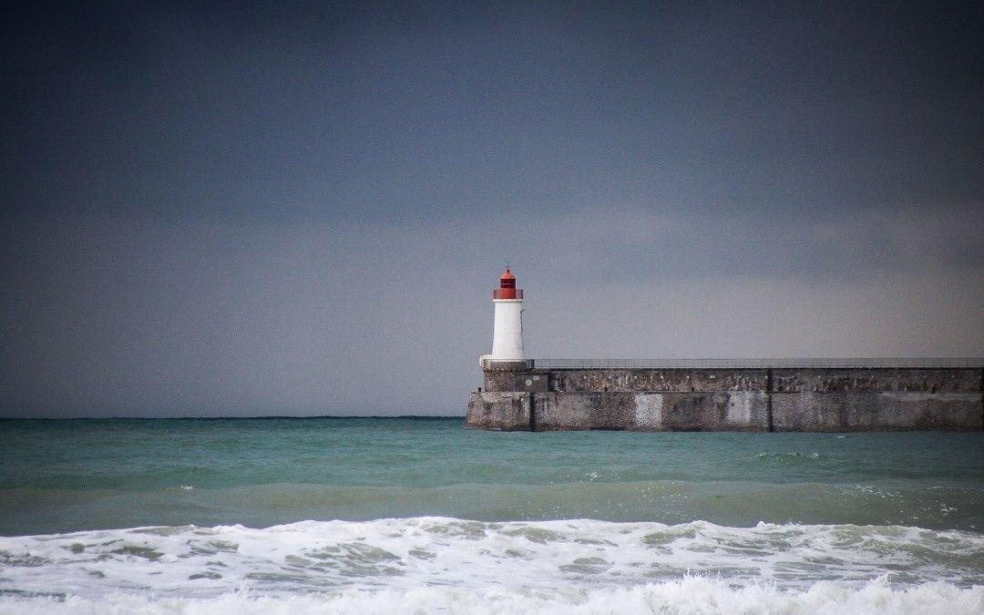 The Lighthouse at Les Sables-d'Olonne