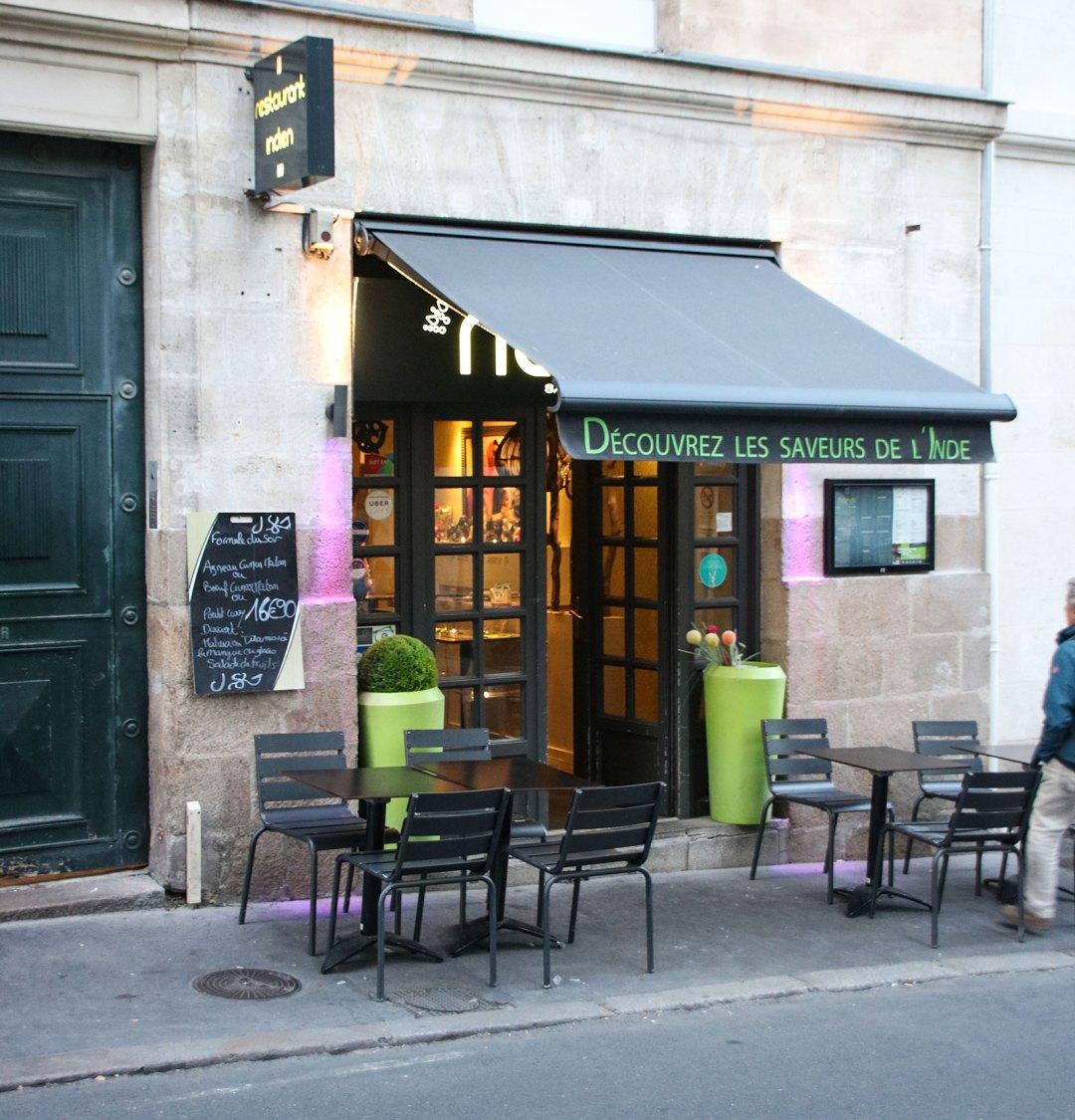Nandi's Restaurant Nantes