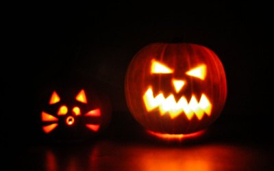 What to do during the halloween school holidays?