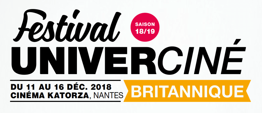 Festival Univerciné Britannique 2018 - 2019