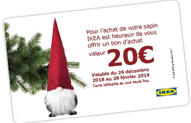 Day 3: A Christmas Tree for 4.99€