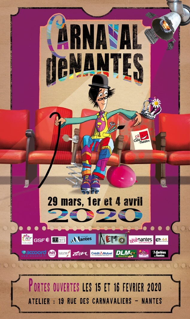 Carnaval de Nantes Open Day 2020
