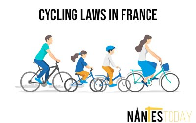 Cycling in France Laws