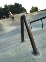 Skatepark Saint-Viaud - Pole Jam