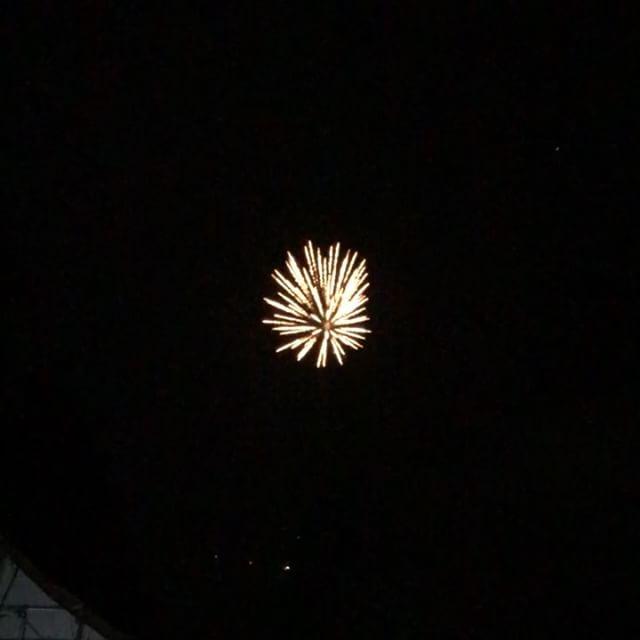 めでた花火