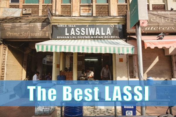 ジャイプルで美味しいラッシーを。インドで一番のラッシーはここにあった。@インド