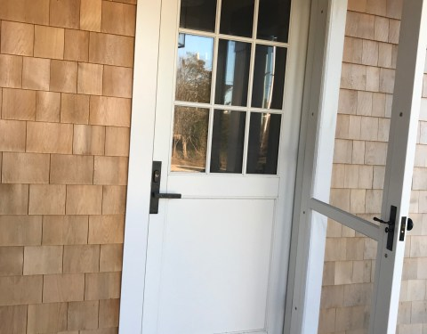 Storm Doors and Windows