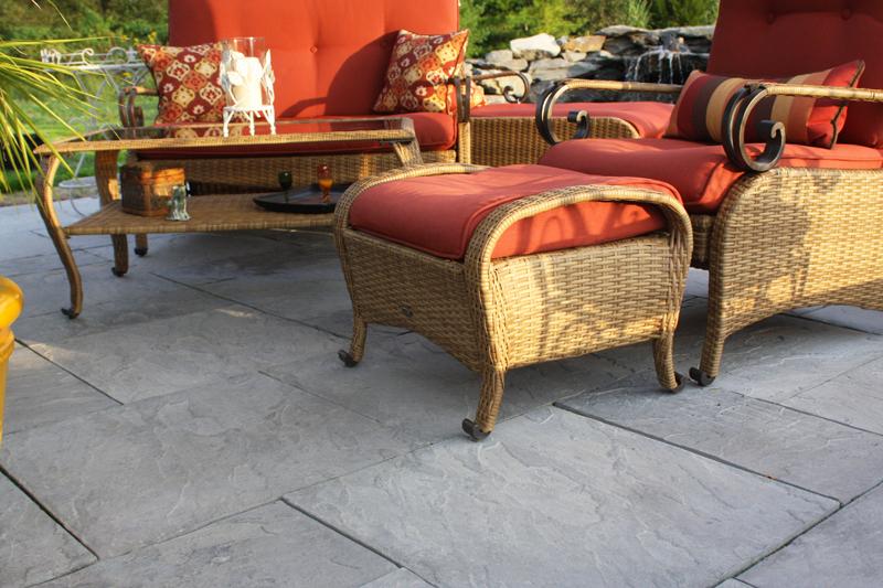 patio on a pallet kits nantucket pavers
