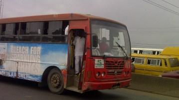 Lagos BRT Nantygreens